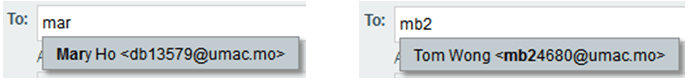 name expansion